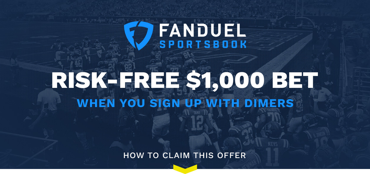 Dimers.com FanDuel Sportsbook Promo Code