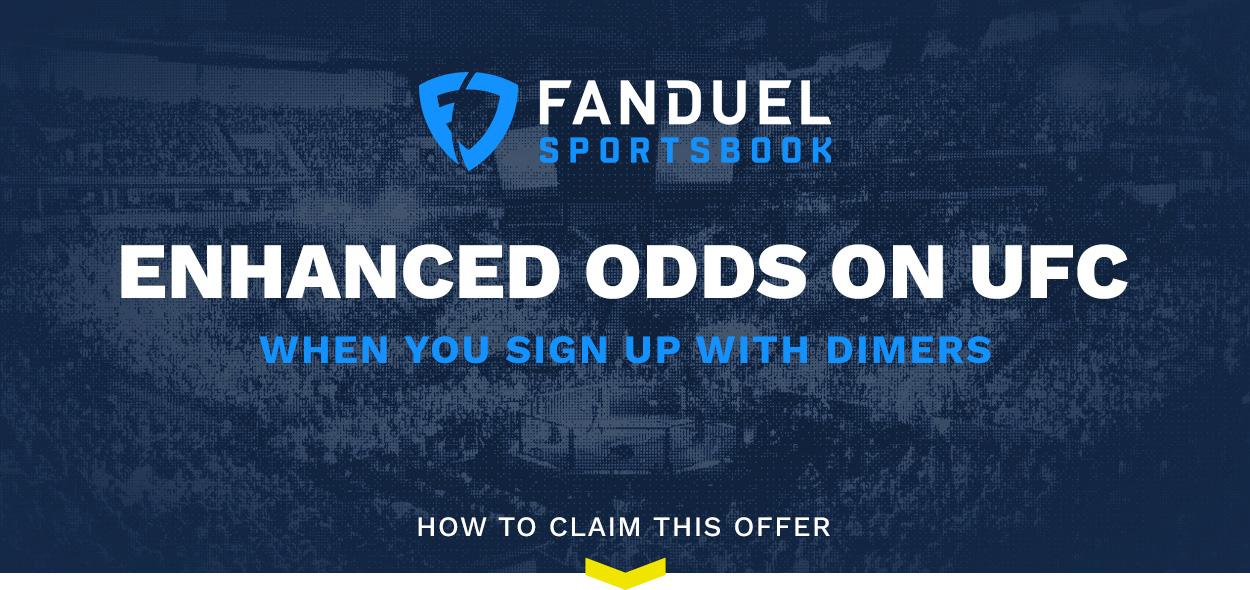 Dimers.com FanDuel Sportsbook Enhanced Odds