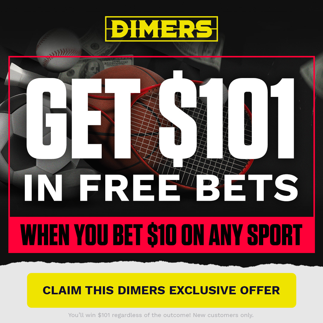 Get $101 in free bets with PointsBet