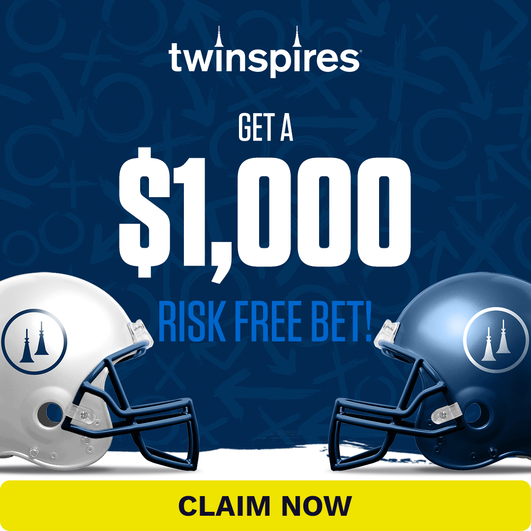 TwinSpires Sportsbook x Dimers Promo Code